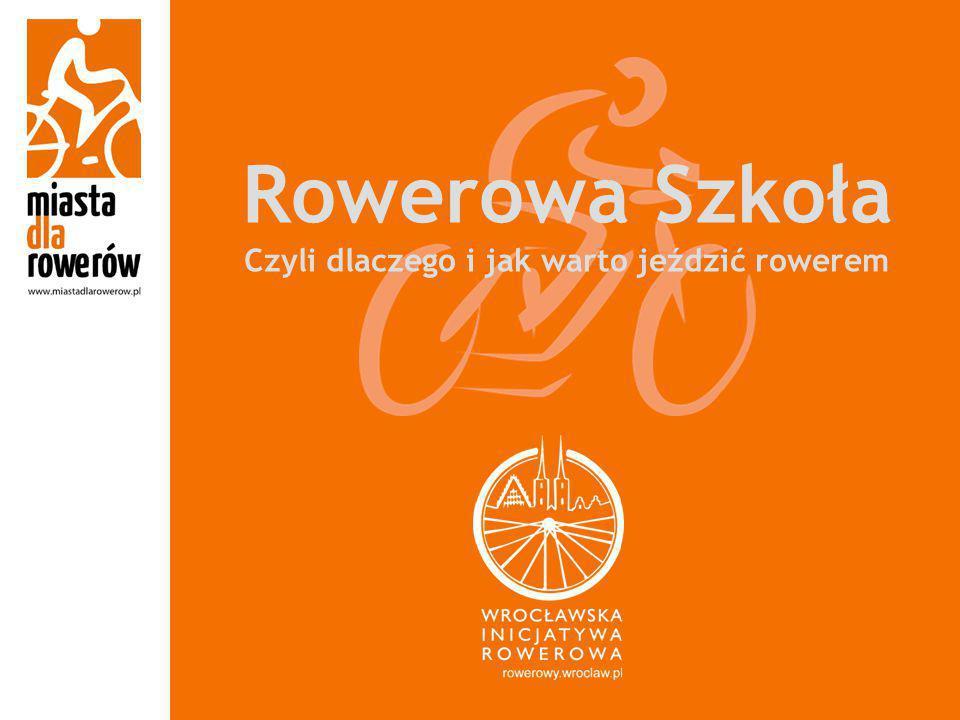 Równe prawa dla rowerzystów, równe drogi dla rowerów! Happeningi: Złoty Krawężnik dla prezydenta