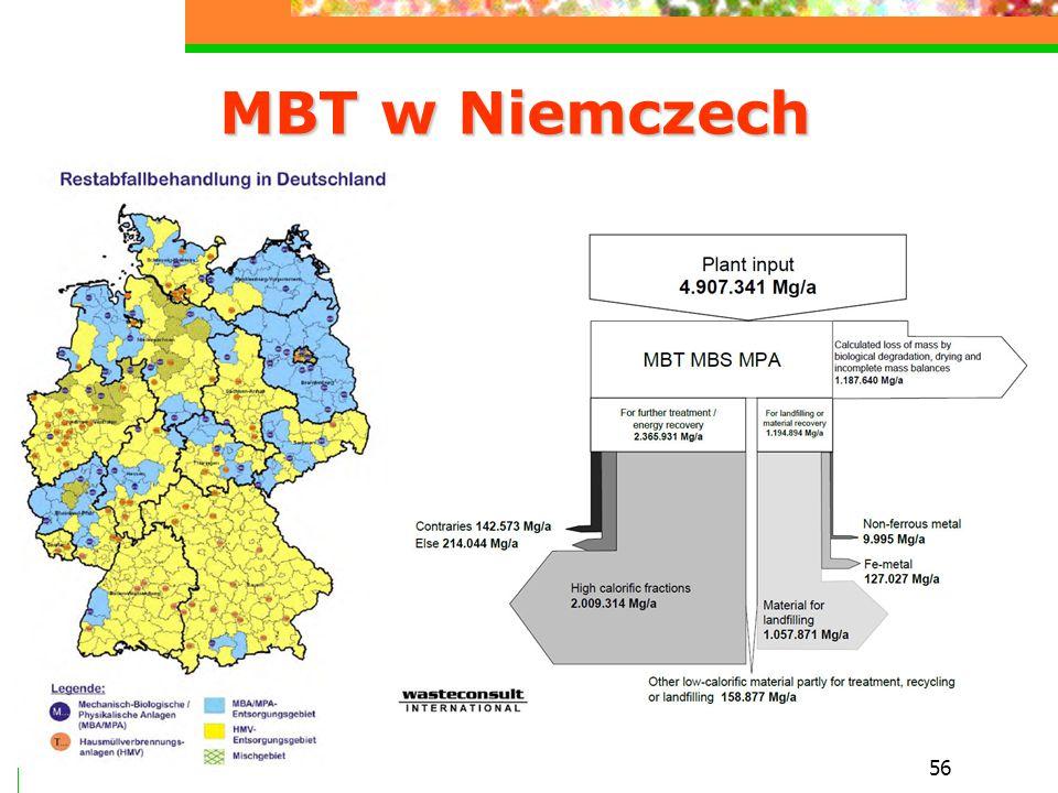 56 MBT w Niemczech