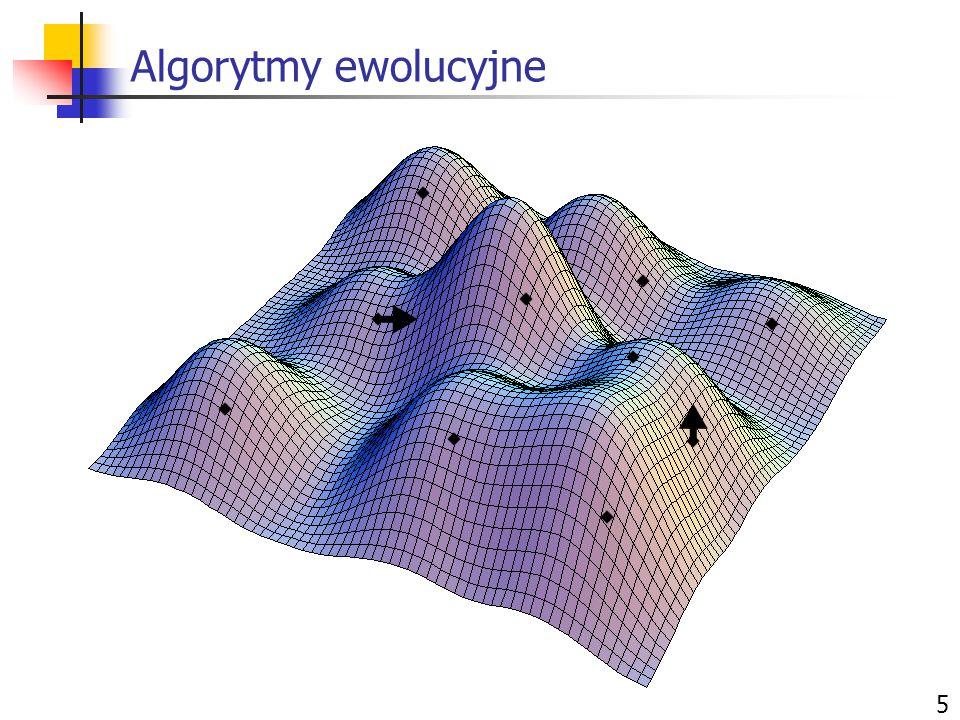 Algorytmy ewolucyjne 5