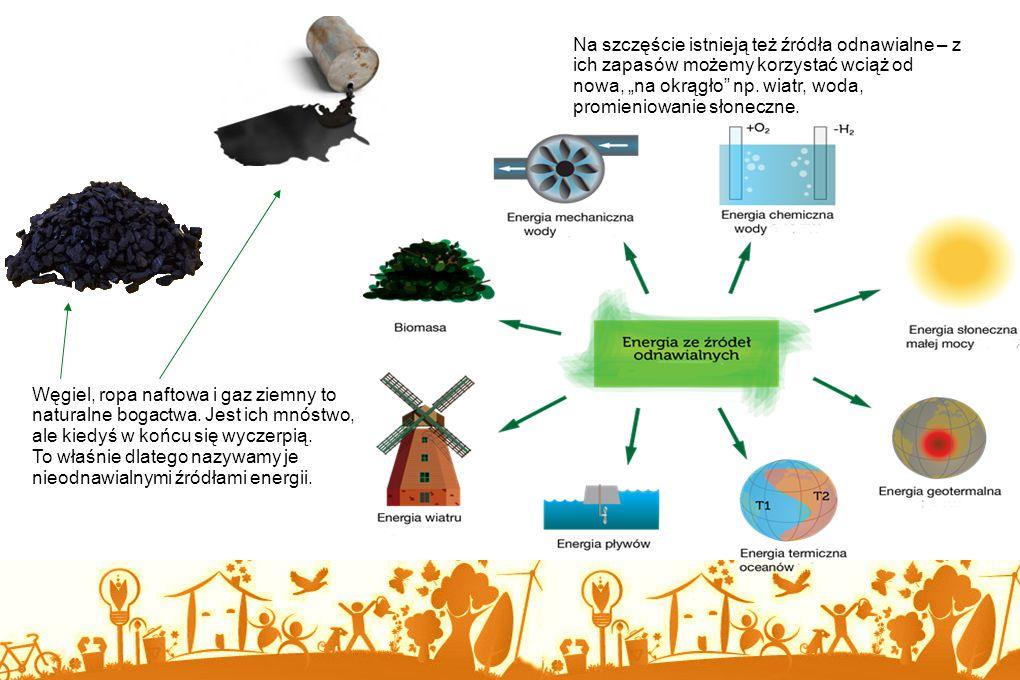Pozyskiwanie, przetwarzaniem i dostarczaniem energii na wielką skalę zajmują się takie zakłady, jak kopalnie węgla, ropy naftowej i gazu ziemnego, a t