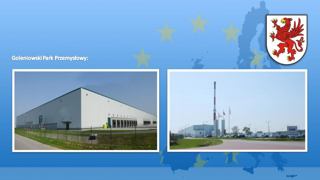 -Kim Hurt w goleniowskim parku przemysłowym -LM Group Power w goleniowskim parku przemysłowym