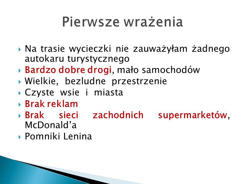 Potrawy na bazie ziemniaka są podstawą wyżywienia w Białorusi.