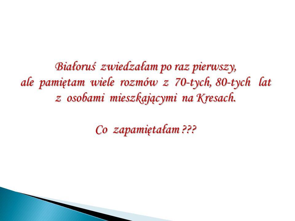 … Białoruś ma ok.