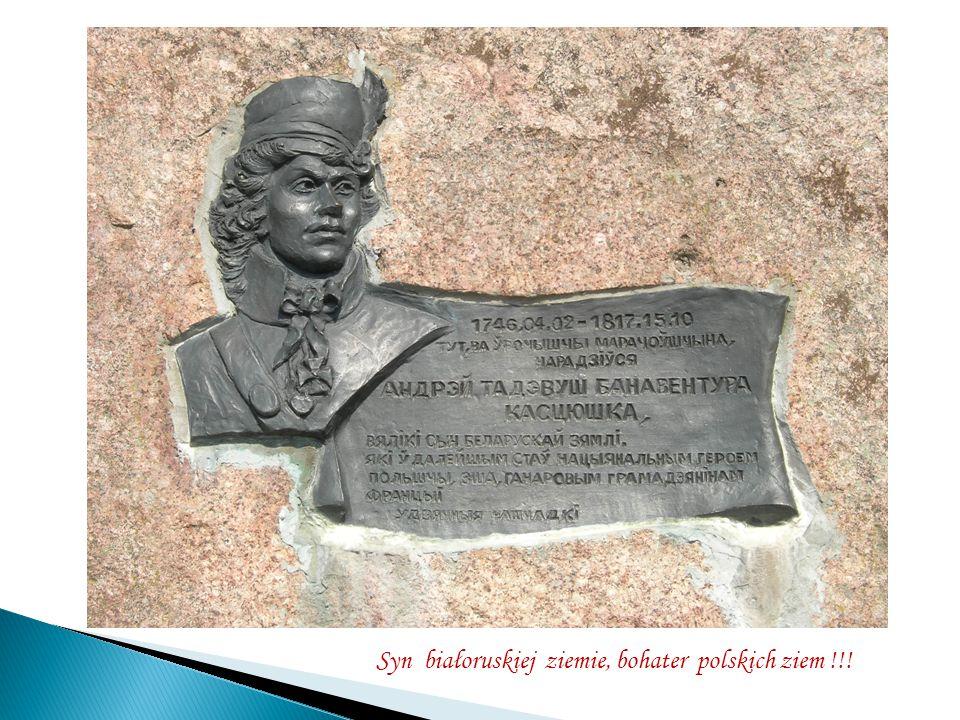 Syn białoruskiej ziemie, bohater polskich ziem !!!