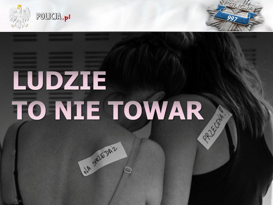 Handel ludźmi - przestępstwa w 2013 roku 2 * Badanie OBOP Polaków nie dostrzega faktu, że zjawisko HL może występować na terenie naszego kraju *.