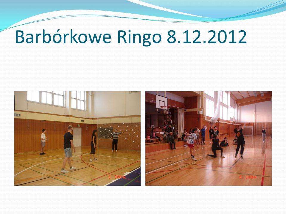 Barbórkowe Ringo 8.12.2012