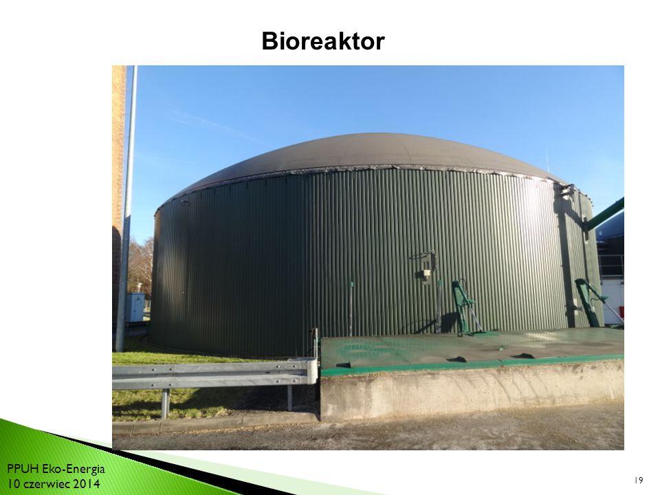 19 Bioreaktor PPUH Eko-Energia 10 czerwiec 2014