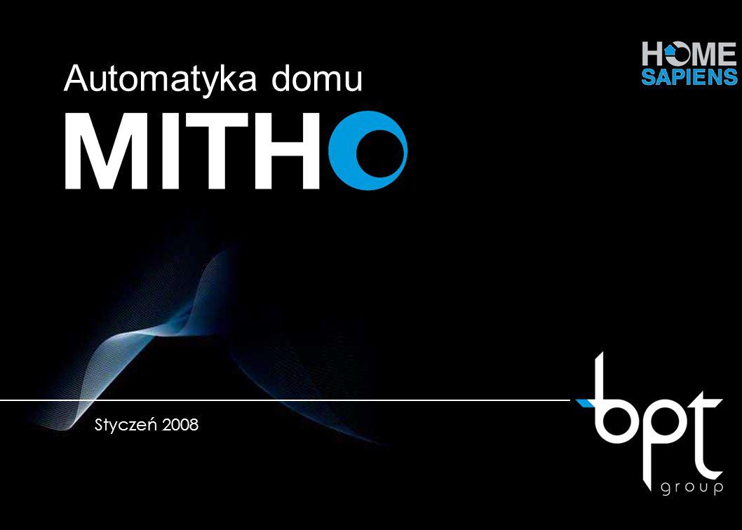 """– 12 – Automatyka domu Terminal Mitho rozróżnia dwa typy scenariuszy: 1) """"instalatora (generowane w trakcie programowania) w nieograniczonej liczbie 1) """"instalatora (generowane w trakcie programowania) w nieograniczonej liczbie 2) """"użytkownika (generowane przez użytkownika przy wykorzystaniu procedury podobnej do tworzenia makra) maks."""