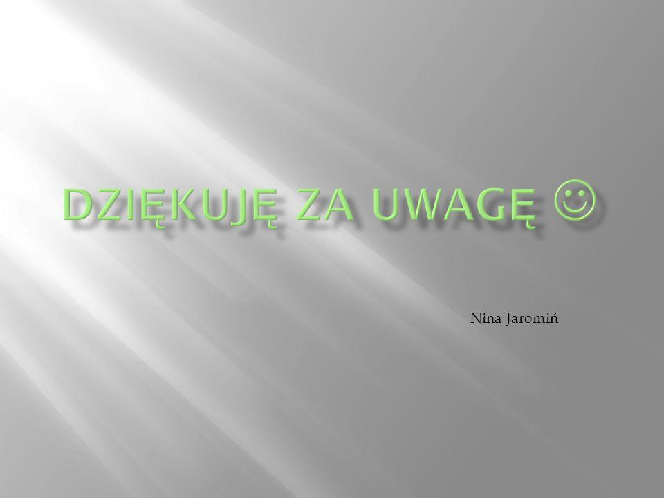 Nina Jaromiń