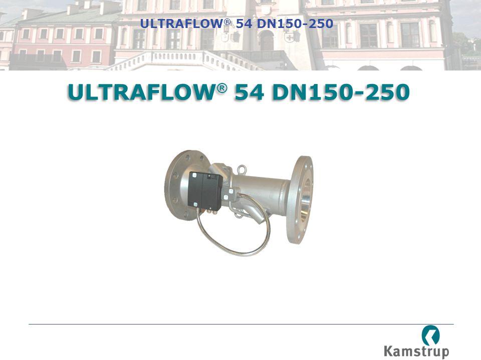 ULTRAFLOW ® 54 DN150-250