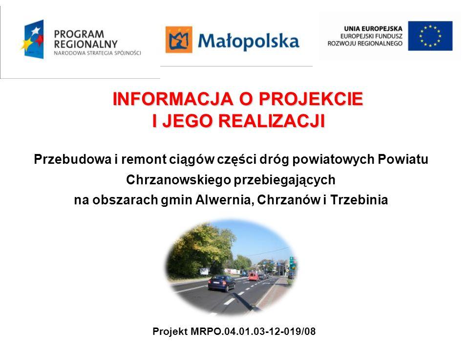 Współfinansowany przez Unię Europejską w ramach Małopolskiego Regionalnego Programu Operacyjnego na lata 2007-2013 OŚ priorytetowa 4.
