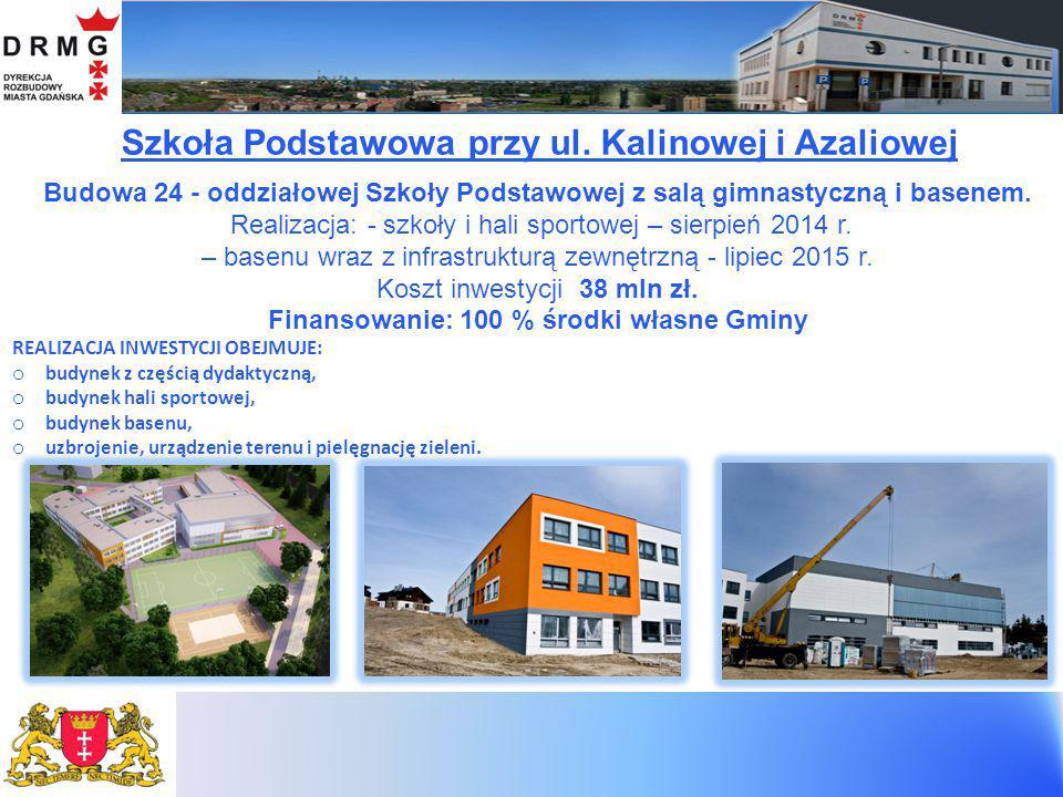 Budynek dydaktyczno-warsztatowy na terenie Zespołu Szkół Architektury Krajobrazu i Handlowo-Usługowych przy ul.