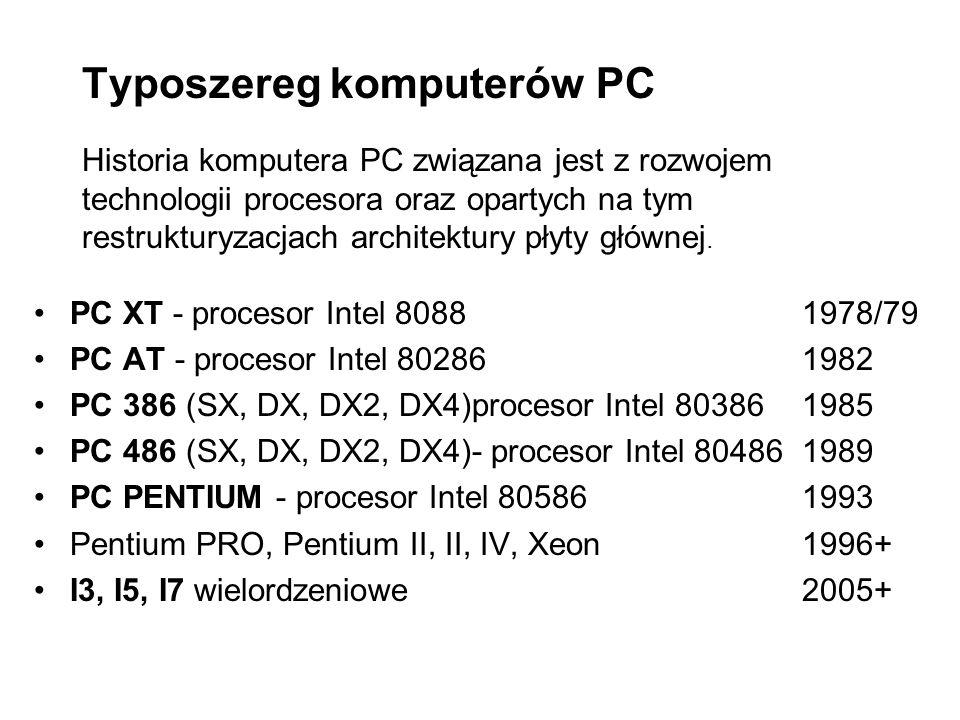 PODSTAWY INFORMATYKI Ogólne wiadomości o komputerach Pojęcia podstawowe Nauka o komputerach i metodach ich użytkowania sprzęt (ang. hardware) oprogram