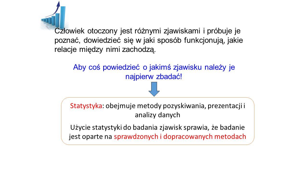 Mierniki statystyczne Miary położenia Mediana Jeśli  x  Me : struktura wyników jest symetryczna Jeśli  x < Me : struktura wyników jest prawostronnie asymetryczna Jeśli  x > Me : struktura wyników jest lewostronnie asymetryczna