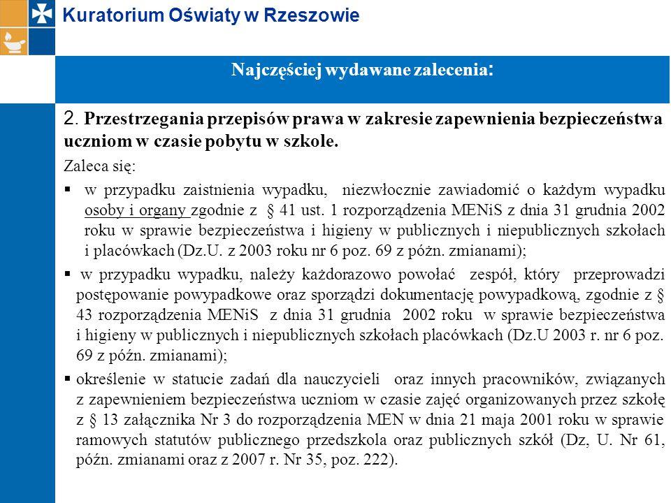 Kuratorium Oświaty w Rzeszowie 2.