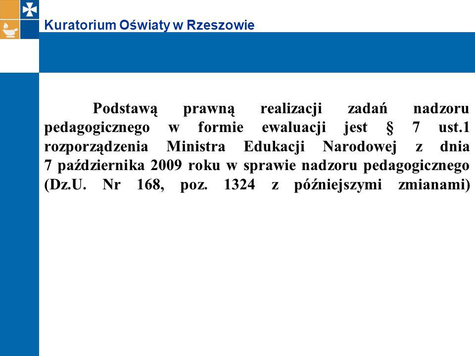 Kuratorium Oświaty w Rzeszowie 7.