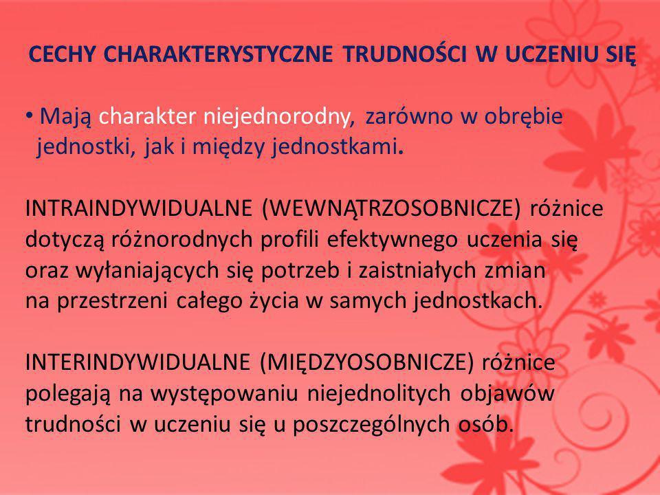 LITERATURA: M.Bogdanowicz (1985). Psychologia kliniczna dziecka w wieku przedszkolnym.