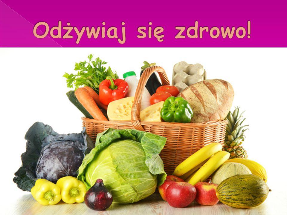 Istnieje również kilka grup składników pokarmowych mających ważne znaczenie dla organizmu człowieka.