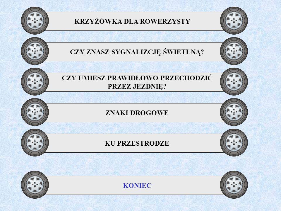 Autor pracy: Paweł Tracz Wychowanie komunikacyjne Tarnów