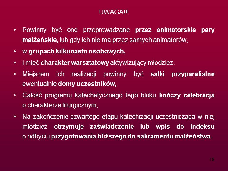 18 UWAGA!!.
