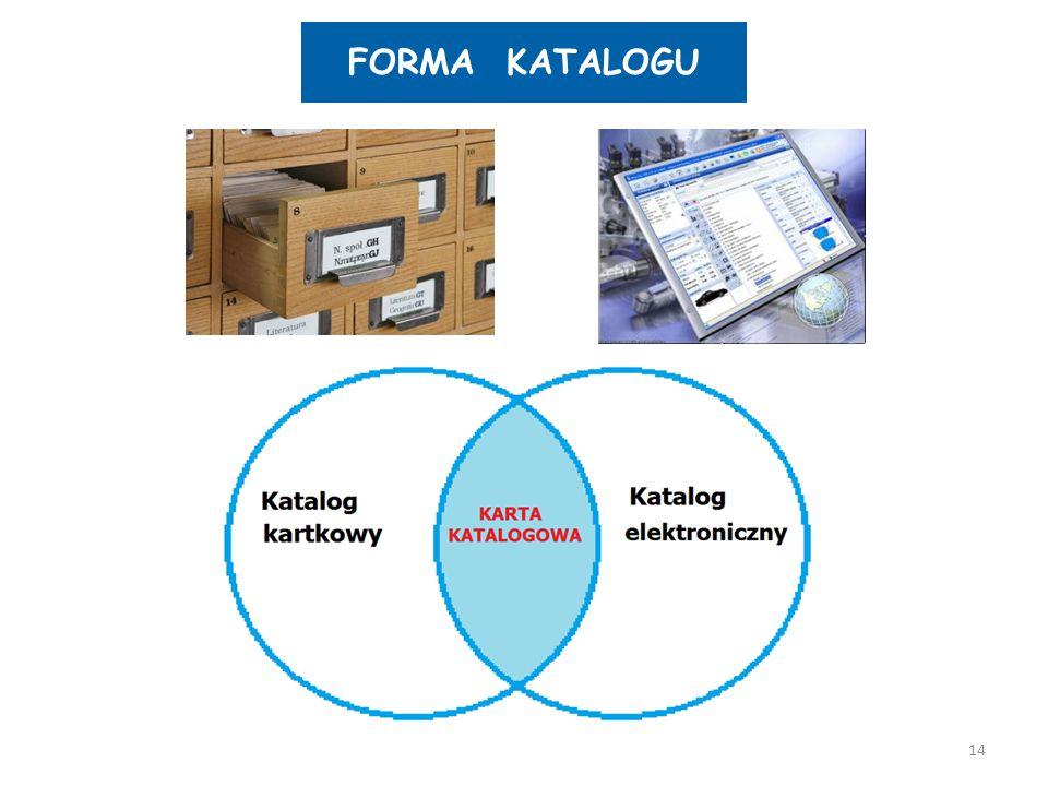 14 FORMA KATALOGU