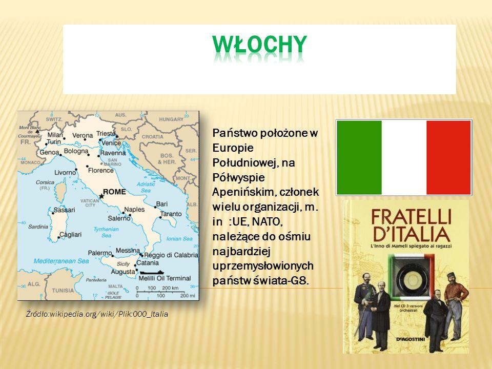 Sieć rzeczna Włoch jest gęsta, zwłaszcza w części północnej.
