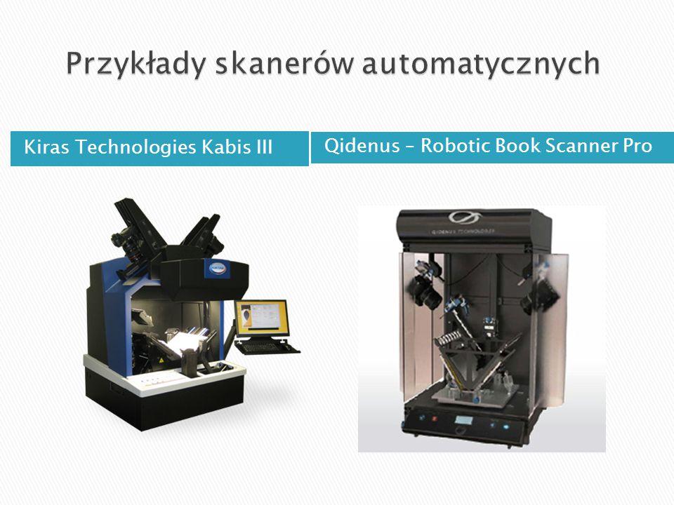 Kiras Technologies Kabis III Qidenus – Robotic Book Scanner Pro