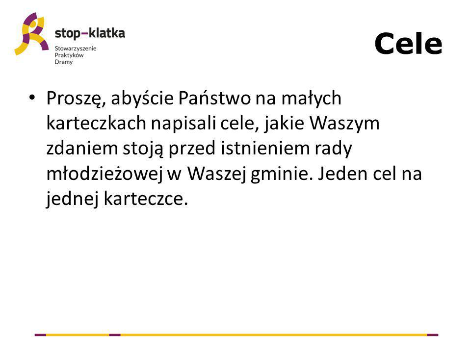 Trzy filary działalności.1. Aktywizacja młodzieży 2.