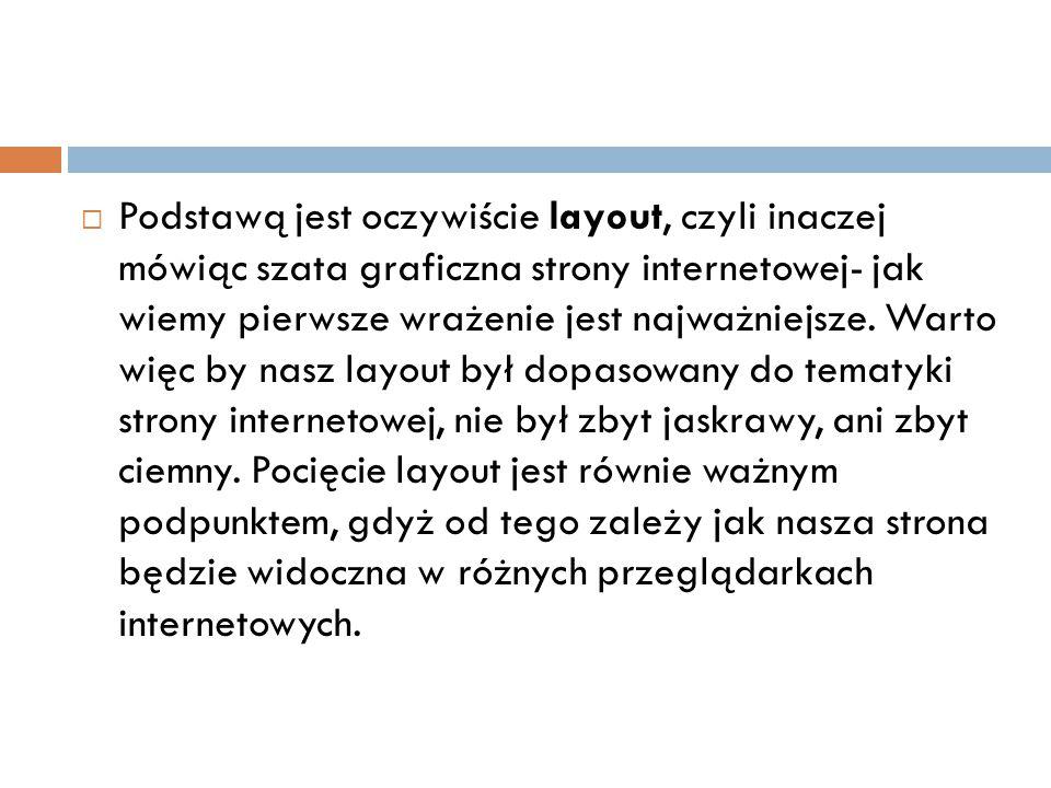 Firmy projektujące strony WWW  http://designsolutions.pl/2012/08/16/10-cech- dobrej-firmowej-strony-internetowej/ http://designsolutions.pl/2012/08/16/10-cech- dobrej-firmowej-strony-internetowej/  http://pasadema.pl/?section=advice&subsection=t opic&id=3 http://pasadema.pl/?section=advice&subsection=t opic&id=3