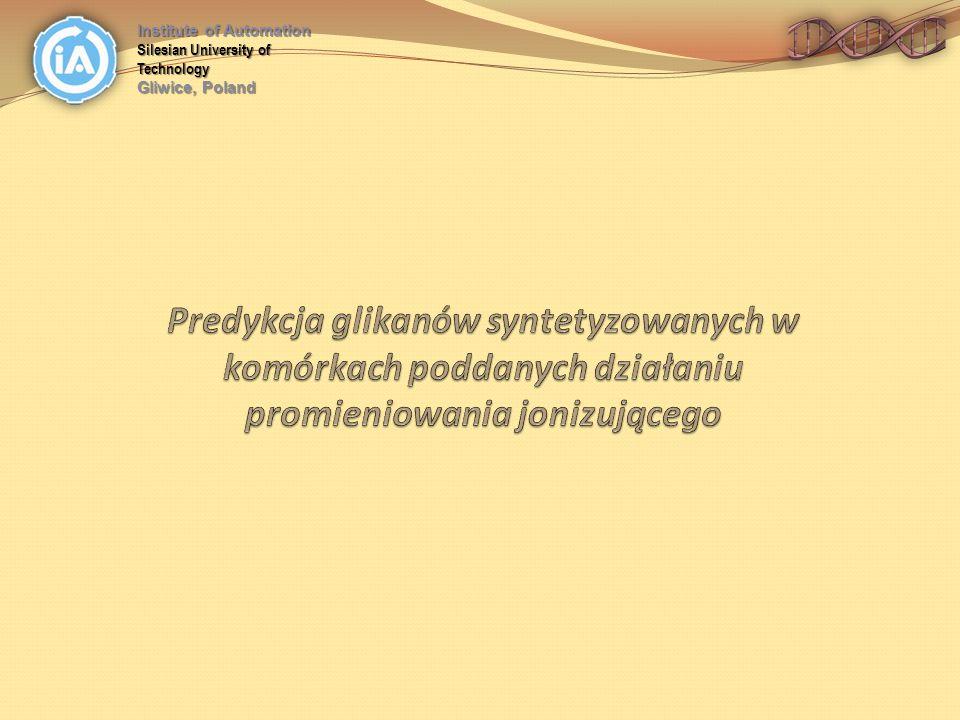 Institute of Automation Silesian University of Technology Gliwice, Poland Roman Jaksik Anna Lalik Andrzej Michalski Joanna Rzeszowska-Wolny