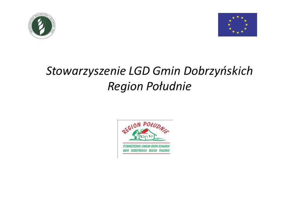Stowarzyszenie LGD Gmin Dobrzyńskich Region Południe