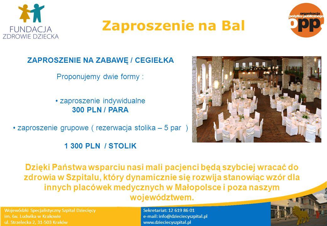 Wojewódzki Specjalistyczny Szpital Dziecięcy im.św.