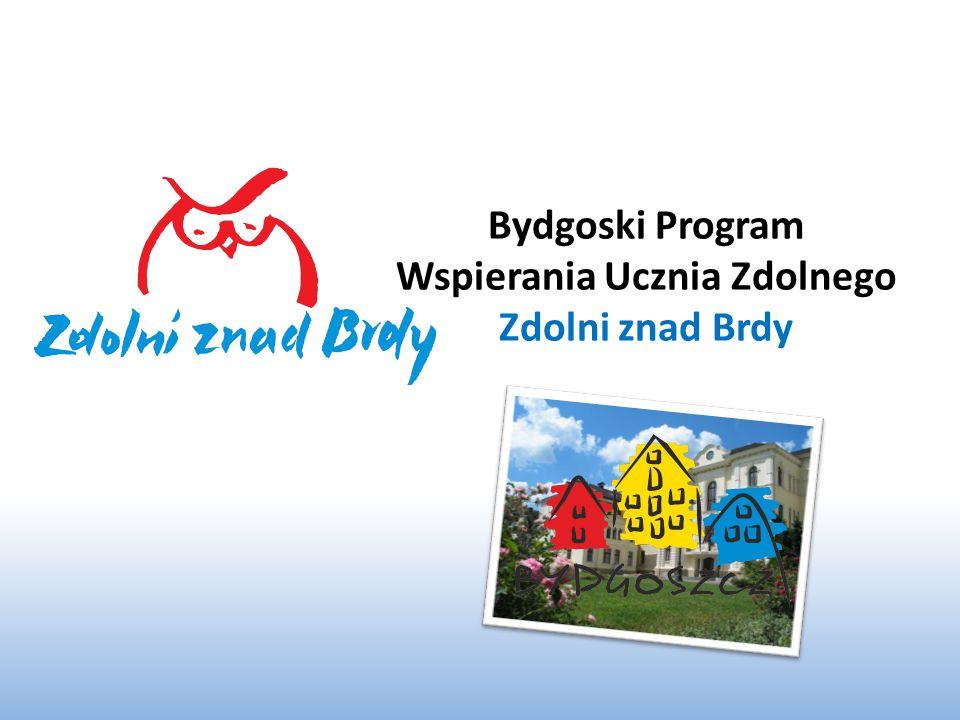 Bydgoski Program Wspierania Ucznia Zdolnego Zdolni znad Brdy