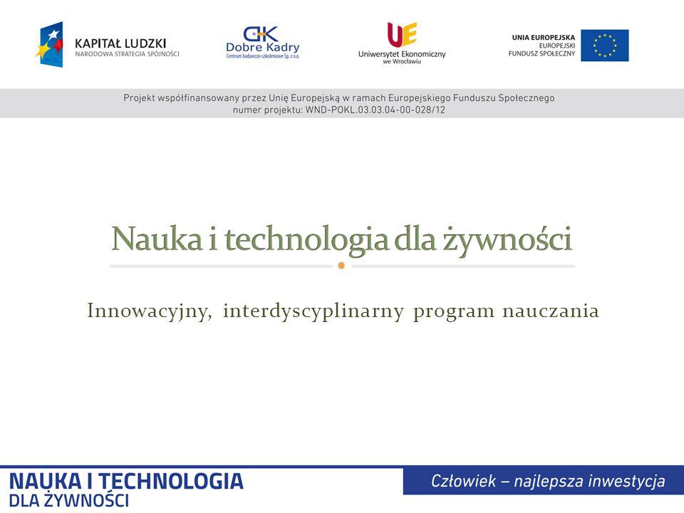 Innowacyjny, interdyscyplinarny program nauczania