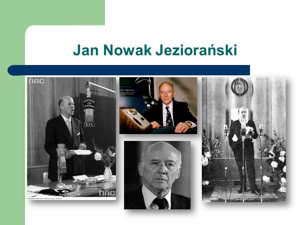 Jan Nowak Jeziorański