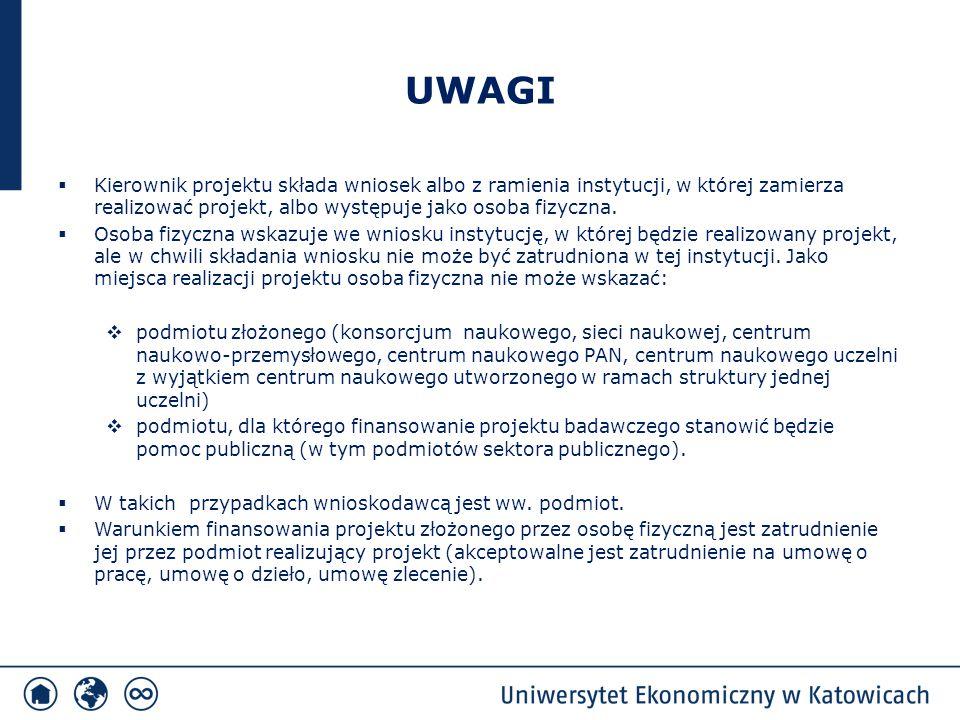 UWAGI c.d.