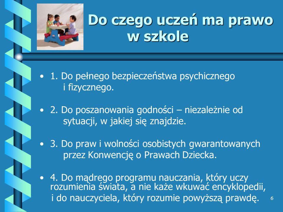 5.Do planu nauczania i wymagań dostosowanych5.