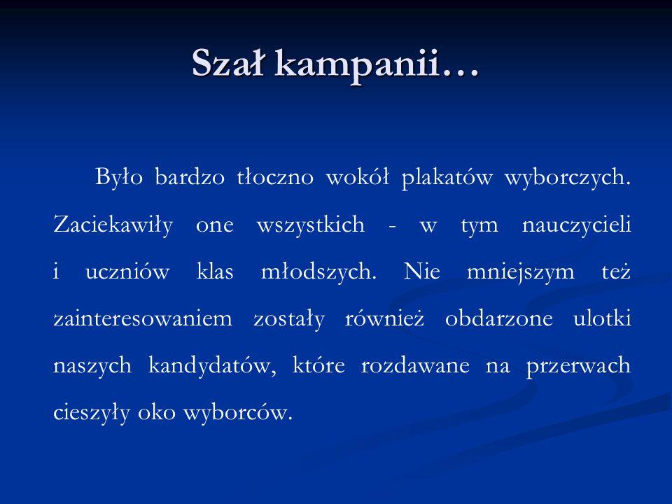 Debata i debata… Dnia 25 września w naszej szkole odbyła się debata szkolna związana z wyborami do Samorządu Uczniowskiego, którą poprowadził Krystian Palonka (kl.