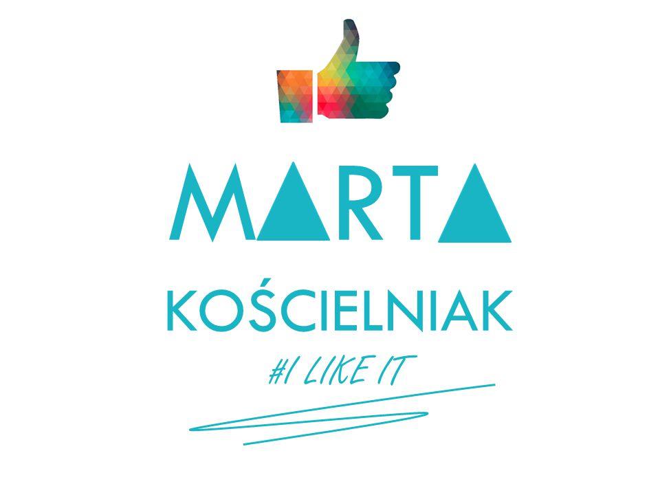 MARTA KOŚCIELNIAK #I LIKE IT