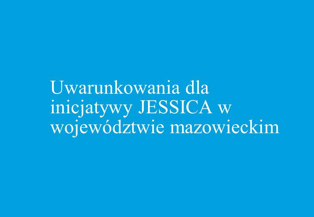 Wdrożenie inicjatywy JESSICA