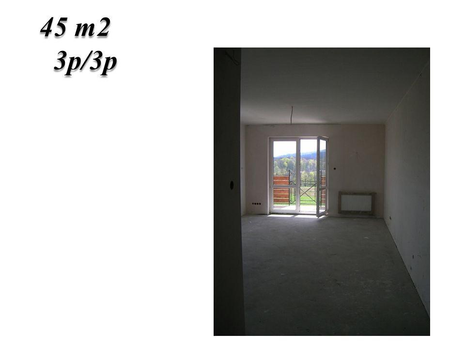 45 m2 3p/3p