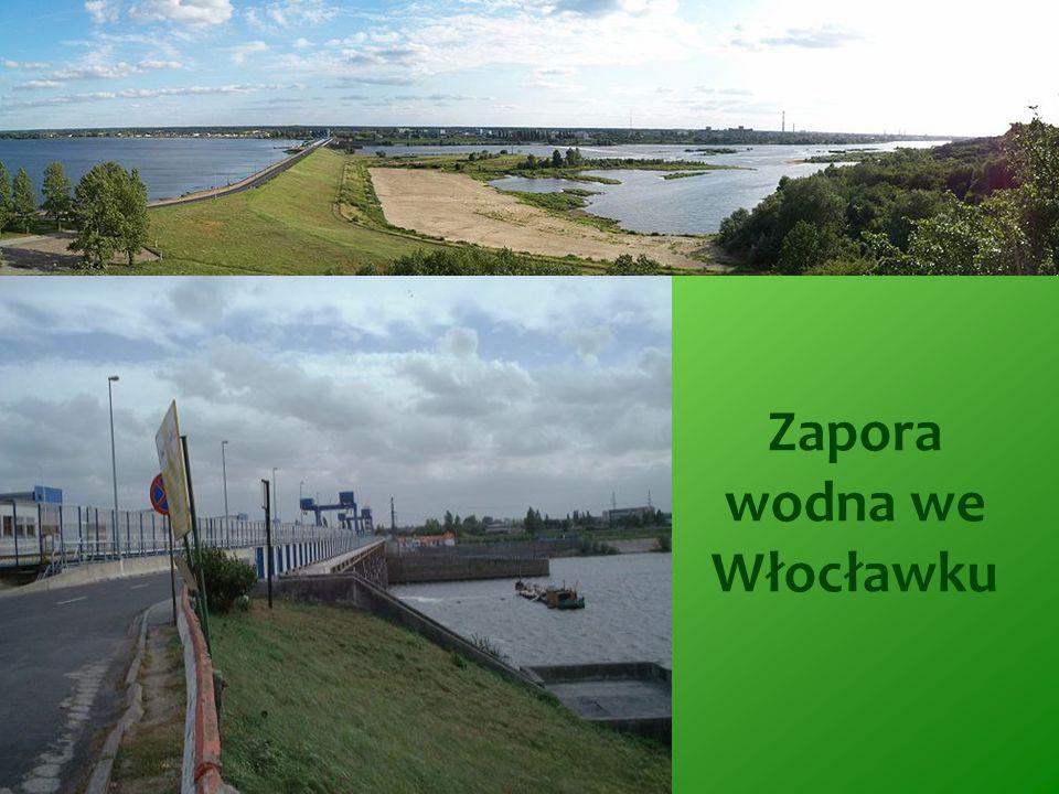 Zapora wodna we Włocławku