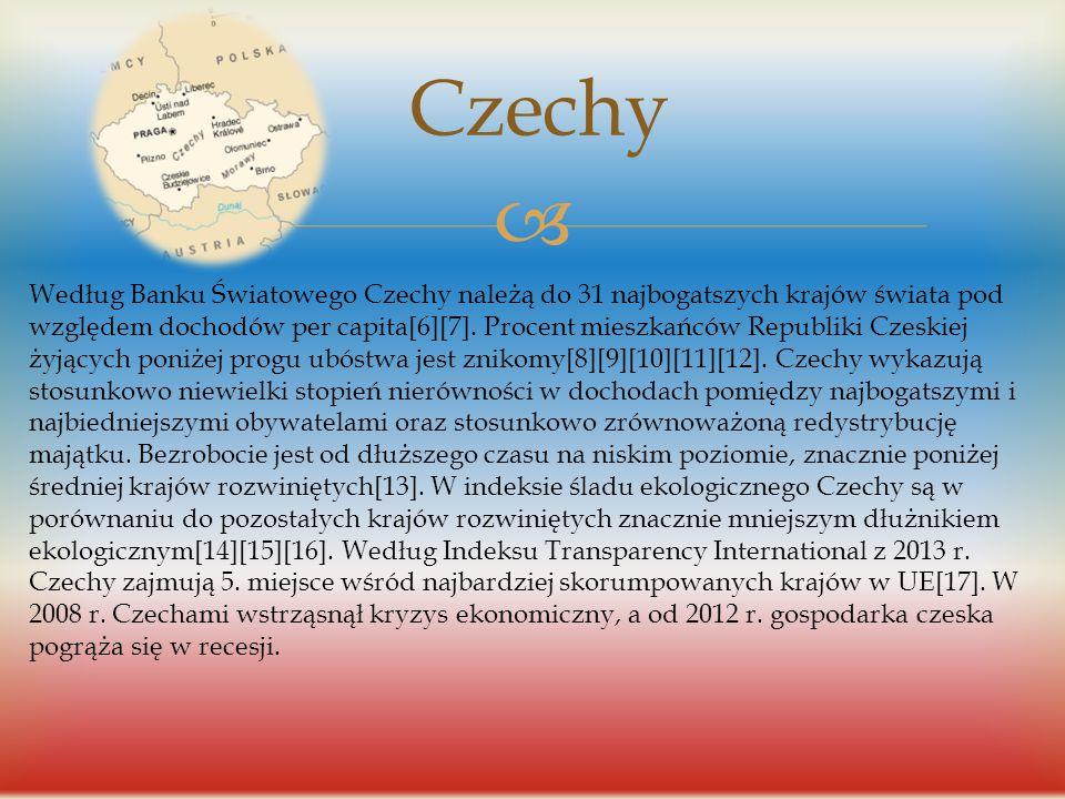 Czechy- państwo śródlądowe w Europie Środkowej. Od północnego wschodu graniczy z Polską, od zachodu i północnego zachodu z Niemcami, od południa z Aus