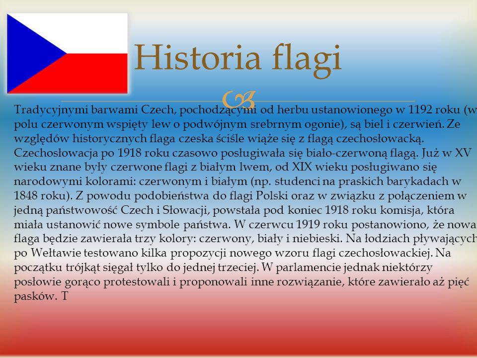  Herb i hymn Hymn Herb Hymn -Josef Kajetán Tyl i František Jan Škroup byli współautorami patriotycznej śpiewogry Fidlovačka (pierwsze dzieło sceniczn