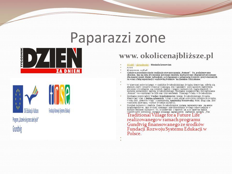 Paparazzi zone www.