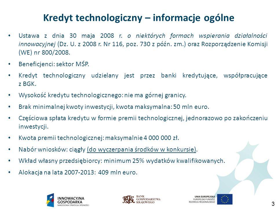 3 Ustawa z dnia 30 maja 2008 r. o niektórych formach wspierania działalności innowacyjnej (Dz.