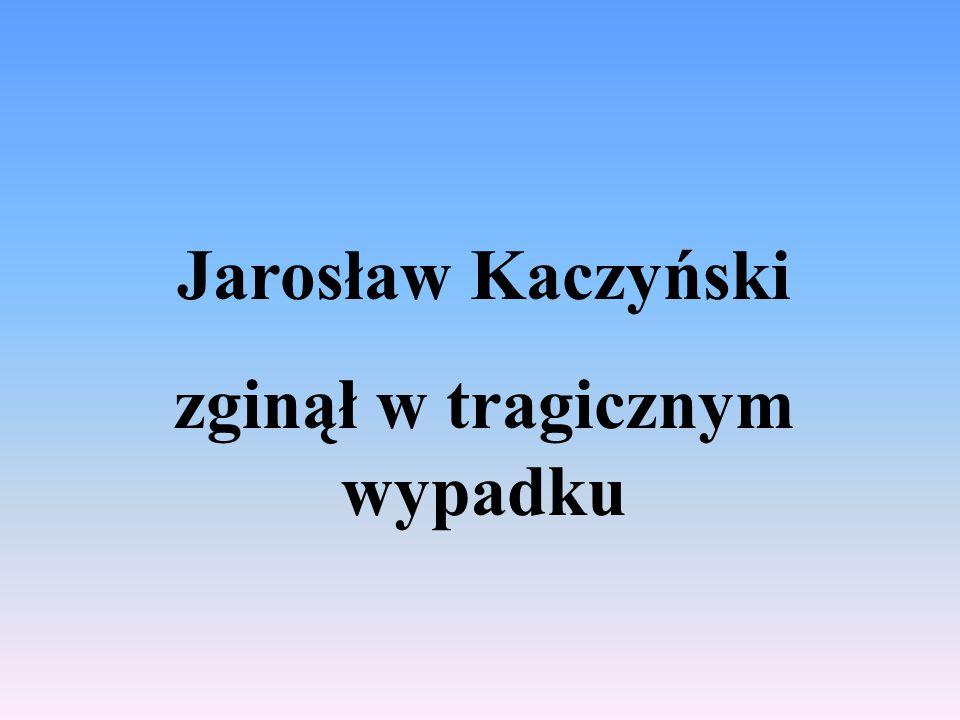 Święty Piotr odprowadził go aż do windy i Jarosław Kaczyński zjechał znowu do piekła …