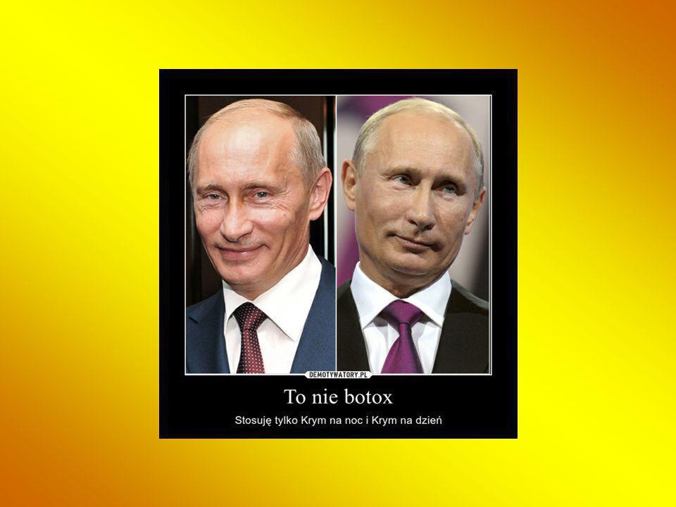 To dla niej Putin wstrzykuje sobie botoks Alina Kabajewa