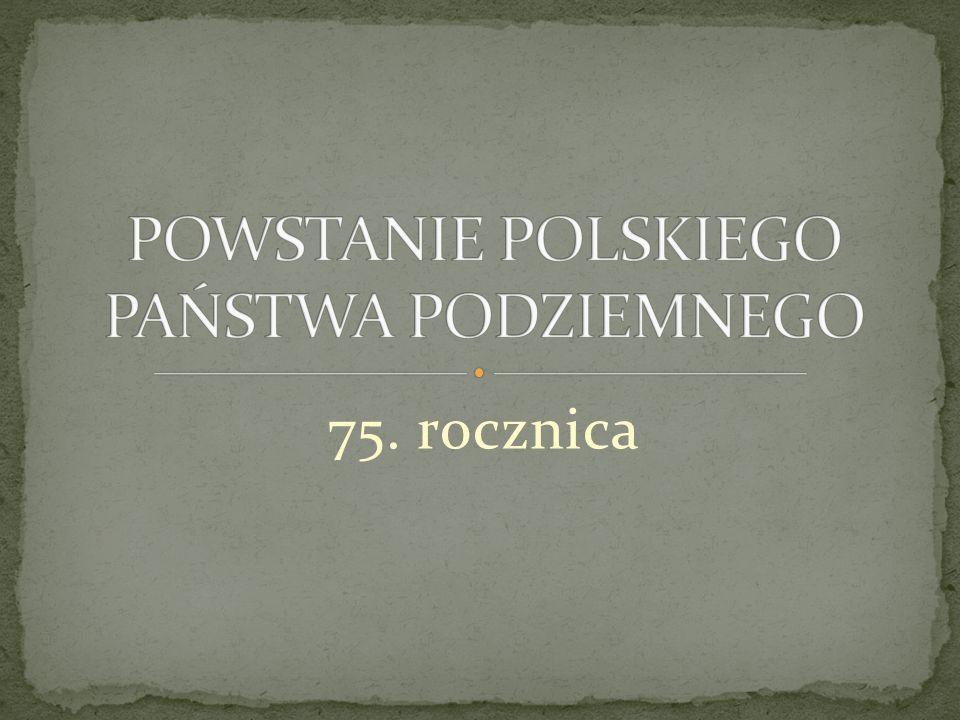 Witam.Jestem emerytowanym żołnierzem, który walczył w armii Podziemnego Państwa Polskiego.
