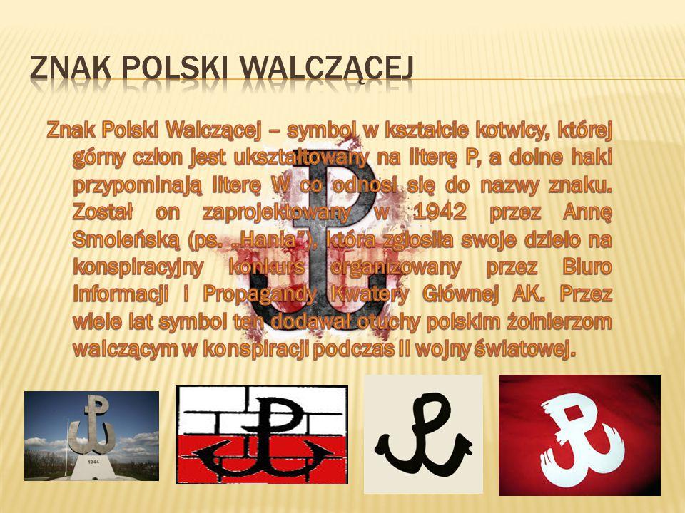 Armia Krajowa zajmowała się również szerzeniem kultury w okupowanej Polsce.